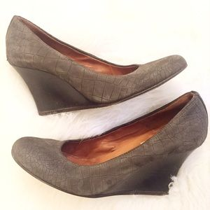 ❗️FINAL PRICE❗️Authentic Lanvin Ballerina Wedges