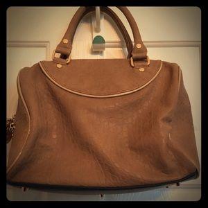 Deux Lux Handbags - NWT Deux Lux Tate Grainy Duffle Satchel.
