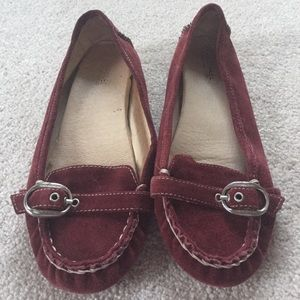 ⚡️flash sale Michel Kors cranberry shoes
