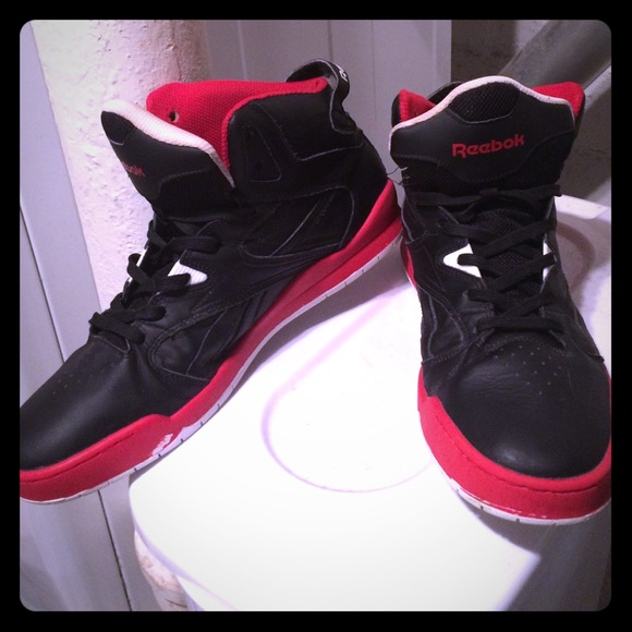 red and black mens reebok high tops. M 55bed0a98fe4211c4a015658 fb469597e