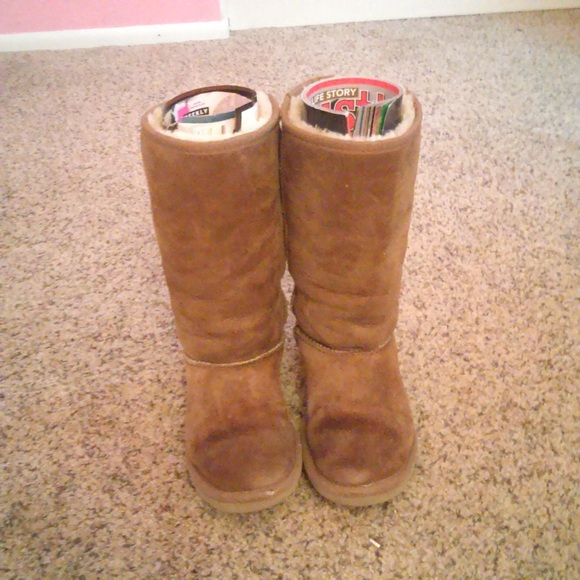 tall ugg boots size 3