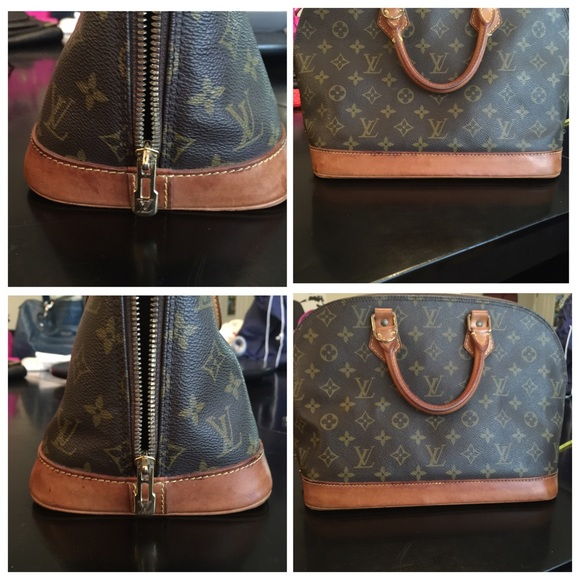 56e7722e56d Louis Vuitton Handbags - 🎀 Louis Vuitton Alma PM monogram 🎉