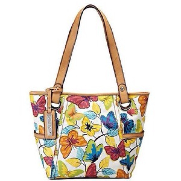 68 Off Relic Handbags Relic Heather Medium Butterfly