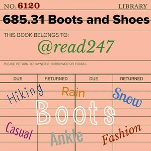 Boots Category