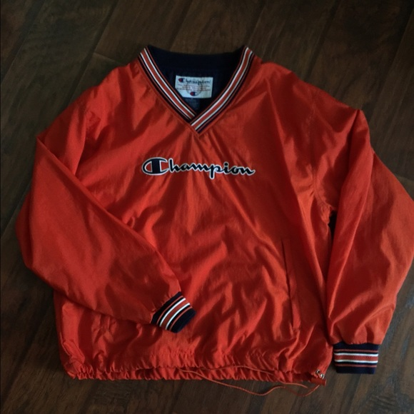 Champion - Champion warm up pullover jacket from Tyler's closet on ...