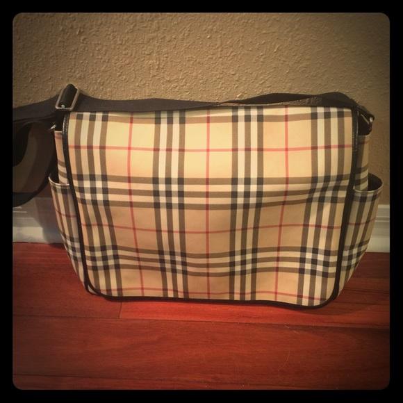 Burberry Bags Messenger Diaper Bag Poshmark