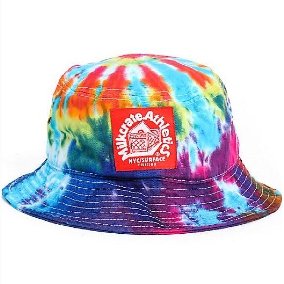ef4d50629553e7 Milkcrate Athletics Accessories | Tie Dye Bucket Hat | Poshmark