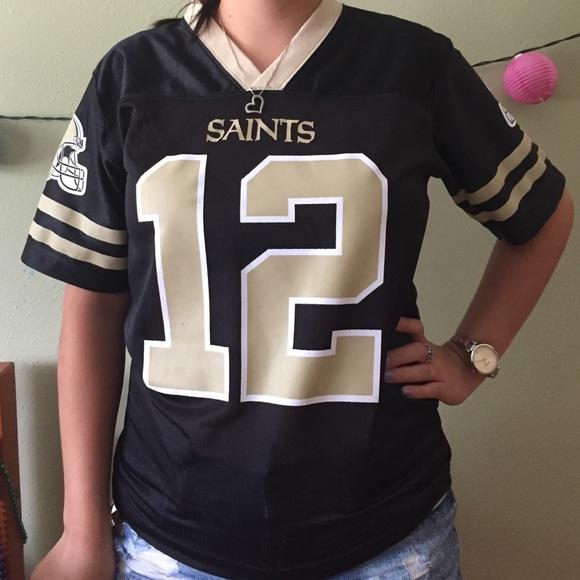 New Orleans Saints Jersey Marques Colston #12