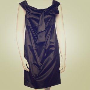 NWT Diane Von Furstenberg satin dress