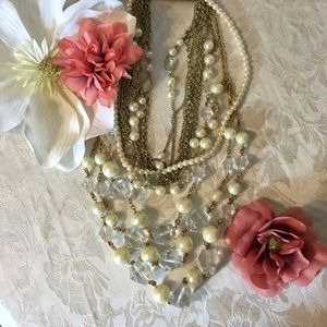 Kate Spade Layered Statement Necklace