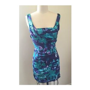 Express design studio size 4 ruched dress