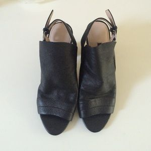 French Connection Shoes - French Connection Black Mules