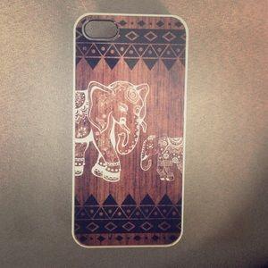 Accessories - Elephant iPhone 5 case