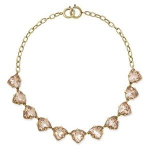 Somervell Necklace in Peach