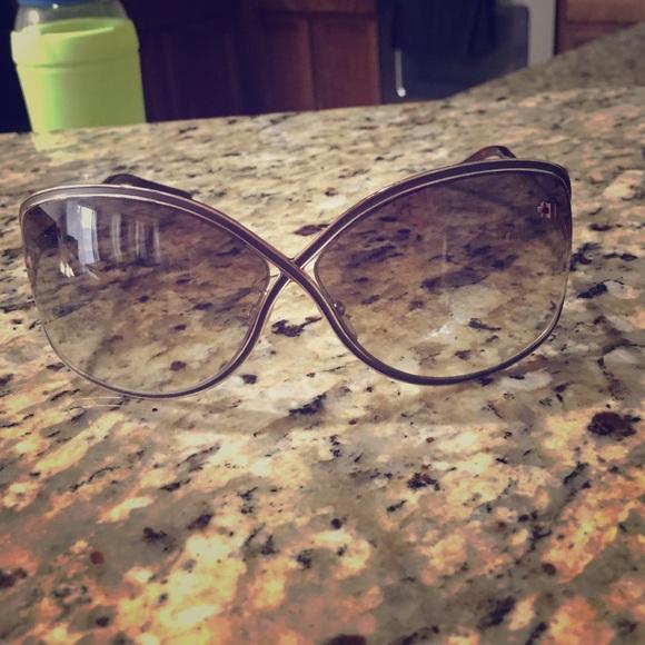 3c4e1816a4518 Tom ford rickie sunglasses brown and gold. M 55bfea262035ea132a01a9ab
