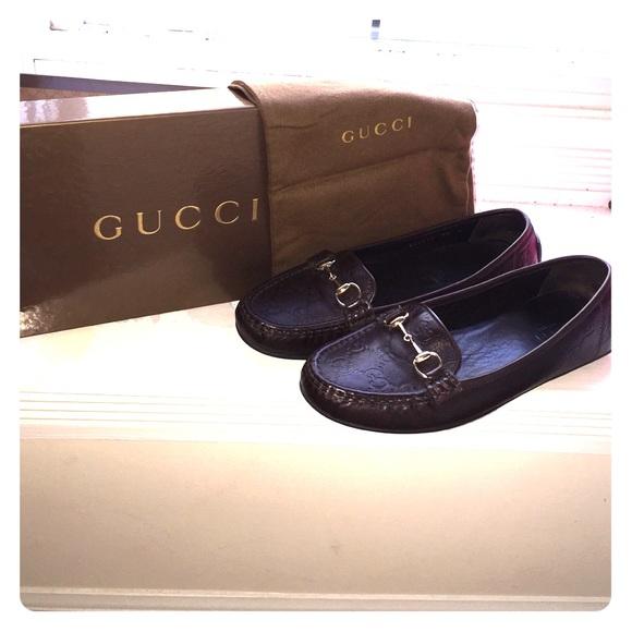 31d2c4e6b0d9c Gucci Shoes   Womens Loafer Authentic   Poshmark