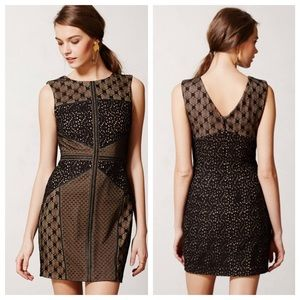 🌟HP🌟 Anthropology Black Dress