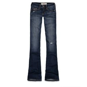 Hollister co flare jeans size 7 R new