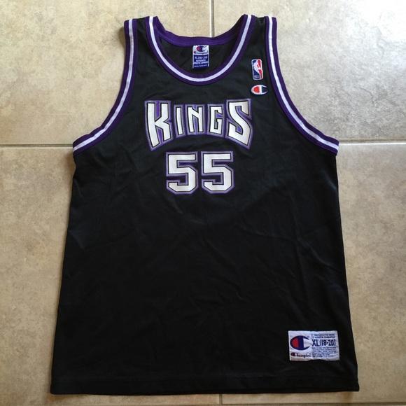 new style c4c18 06136 Jason Williams Sacramento Kings Champion Jersey