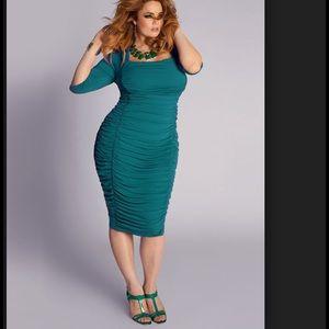 Igigi Dresses & Skirts - Igigi Renata Jade green dress 18/20 NEW