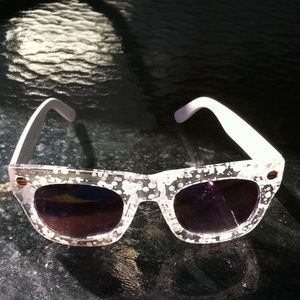 UO Splatter Sunglasses