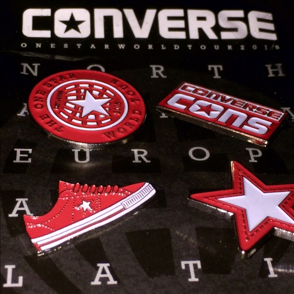 converse one star tour