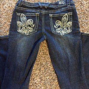 H2j Denim - Dark wash h2j jeans