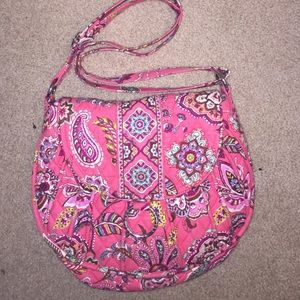 Vera Bradley saddle up crossbody bag