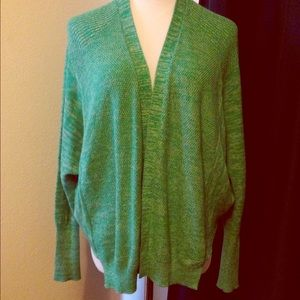Silence and noise cardigan