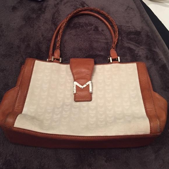 99b4c0ee6b63 vintage michael kors handbag bedford tassel black handbag - Marwood ...