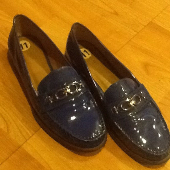 73 coach shoes coach patent leather loafers from