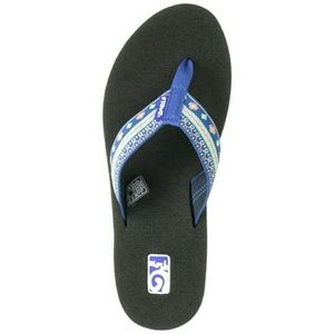 560be839135cbe Teva Shoes - NWT Teva Mush Flip Flop sz 10 - Hippie Blue