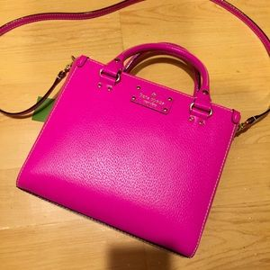 Kate spade small Quinn Wellesley handbag