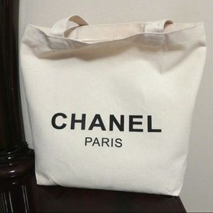 Auth Chanel VIP tote bag