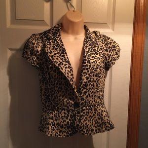 New sharp jacket sz M