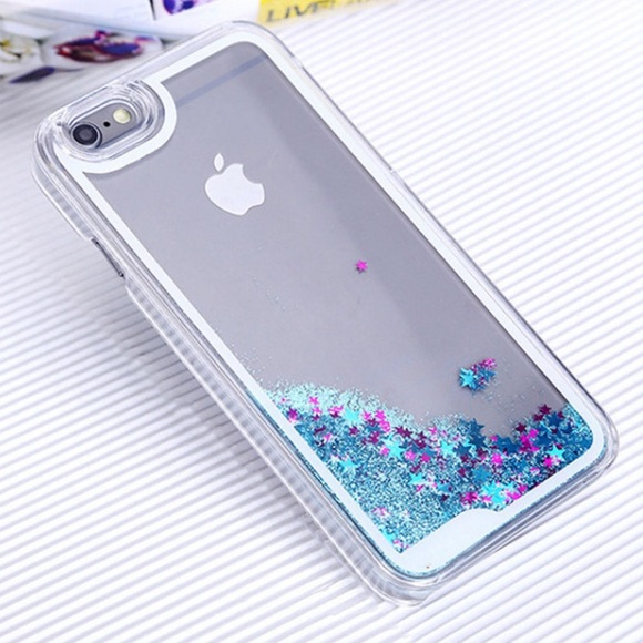 ... NWT Iphone 6 Glitter Water Case from Shannonu0026#39;s closet on Poshmark