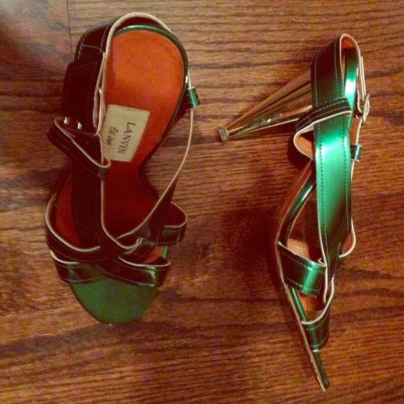 Lanvin Children S Shoes
