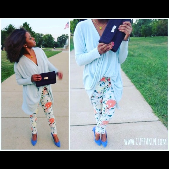 0ab7074310222 GAP Pants | Printed Legging Skimmer Floral Skinny Jeans | Poshmark