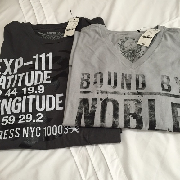 Express Shirts - Mens graphic tee