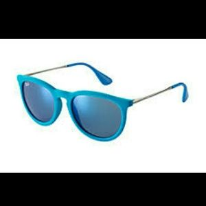 Blue Erika Ray-Bans
