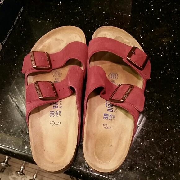 1a810aeecc4 Birkenstock Shoes - Women s Birkenstock Arizona Soft Foot Bed