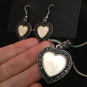 Park Lane Jewelry - Park lane earrings & necklace!