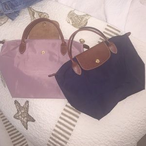  Authentic Longchamp bags BUNDLE you get TWO