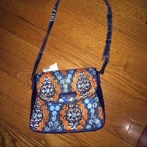"NWT Vera Bradley ""Marrakesh Beads"" crossbody bag"