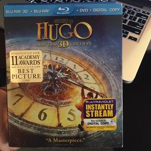 Other - HUGO limited 3D edition