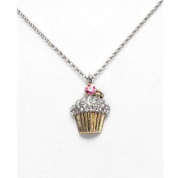 69 off juicy couture jewelry juicy couture pave cupcake for Juicy couture jewelry necklace