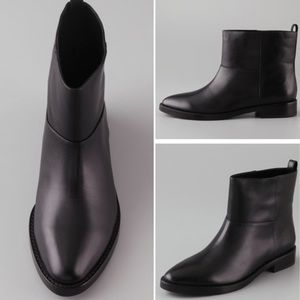 Theyskens theory booties