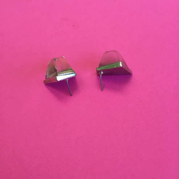60 off forever 21 jewelry forever 21 diamond shaped for Forever 21 jewelry earrings
