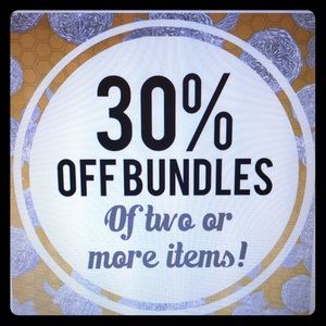 ❗️️️️LAST CHANCE Ends Today! 30% off bundles❗️❗️