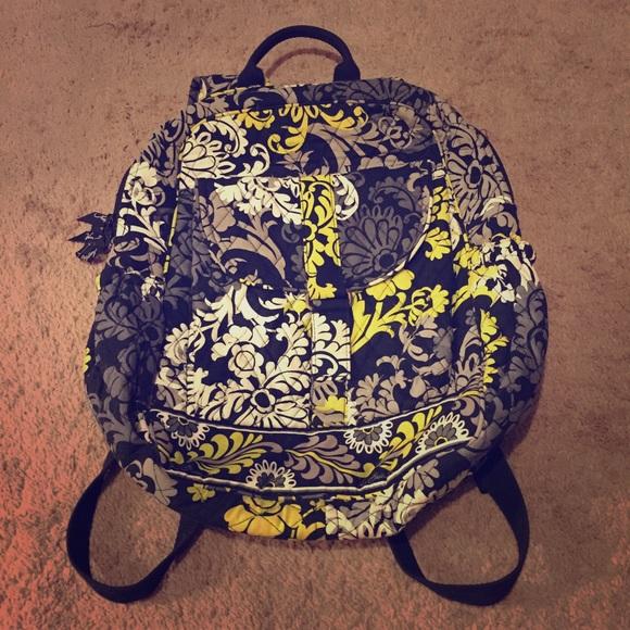 d3ad44651e7b Vera Bradley backpack in Baroque. M 55c1521ff9591e5c3b022150